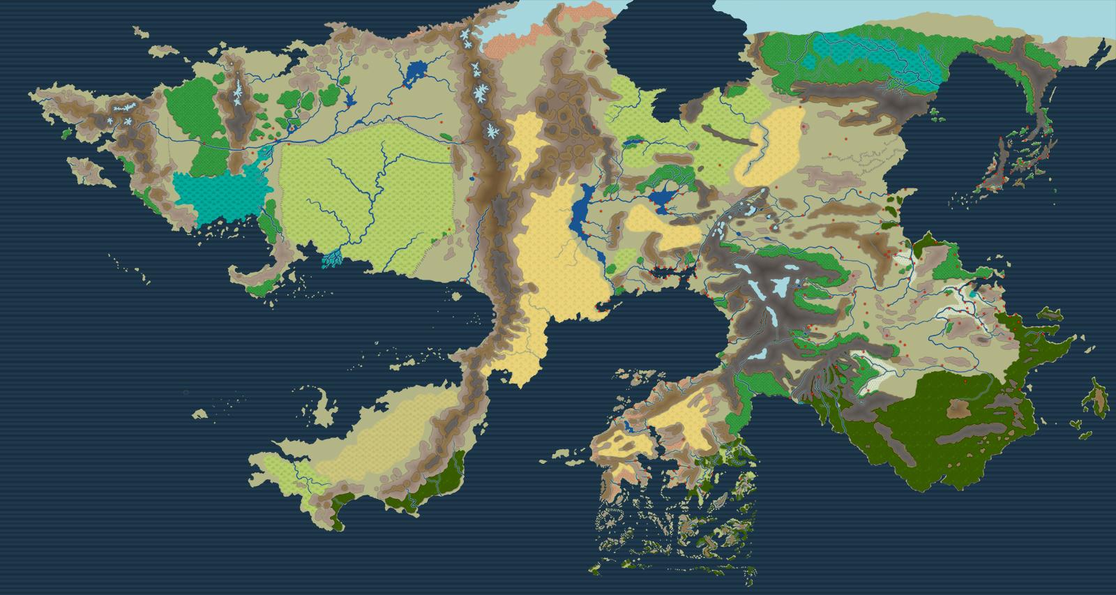 Campaign Continent